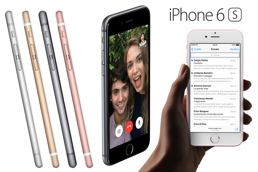APPLE IPHONE 6S USATI E NUOVI