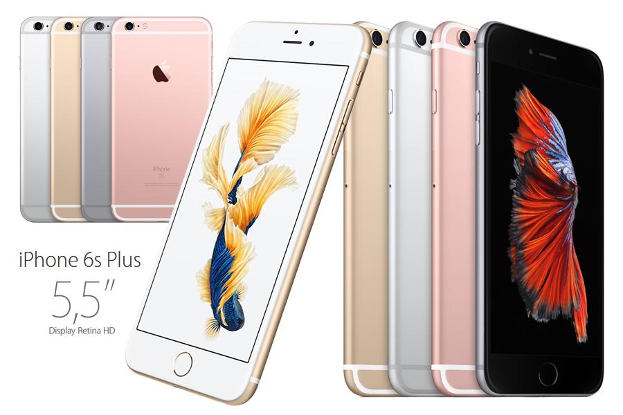 APPLE IPHONE 6S PLUS USATI E NUOVI A PREZZI SCONTATISSIMI